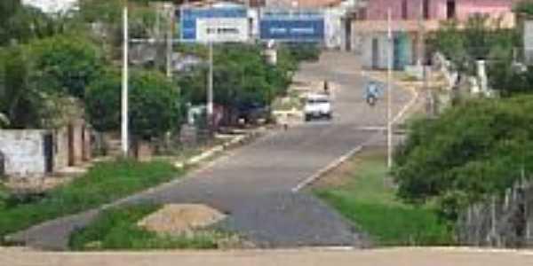 Entrada de São José do Torto-Foto:São José do Torto