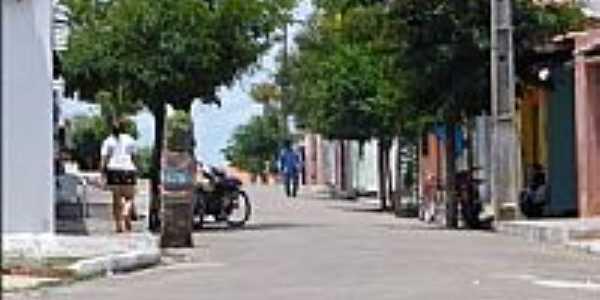 Rua Raimundo Ribeiro da Silva-Foto:São José do Torto