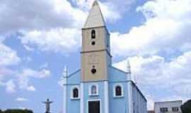 São Luís do Curu - Matriz de São Luiz Gonzaga-Foto:Vicente A. Queiroz