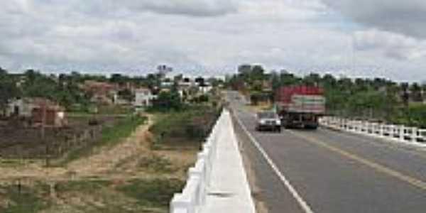 Ponte na saída de São Luiz do Curu-Foto:fwspineu