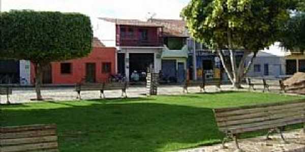 São Miguel-CE-Avenida principal-Foto:Éris Cunha