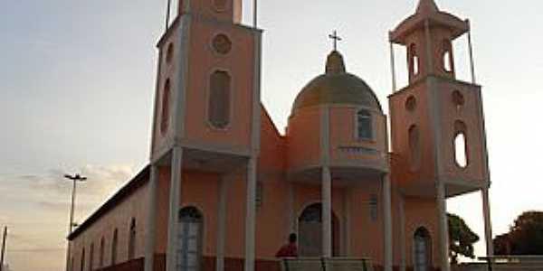 São Miguel-CE-Matriz de São Miguel-Foto :Fabiano Amâncio