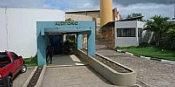 Prédio do Fórum de São Miguel dos Campos-AL-Foto:lúcia