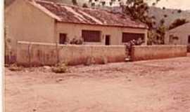 São Romão - Projeto Rondon 1980-Foto:apgauafurtado