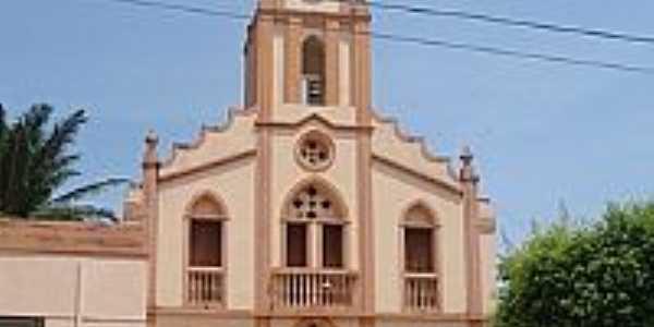 Capela do Colégio São José-Foto:Zemakila