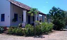 Sapupara - Vista lateral da casa-Foto:davicirino