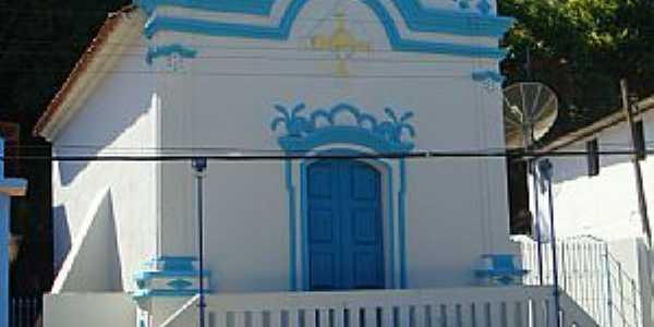 Igreja em São Miguel dos Milagres - Alagoas - Por Marcelo Parise Petazoni