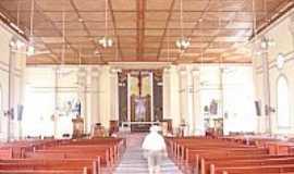 Senador Pompeu - Dentro da Igreja por Rose de P Lima Oliveira