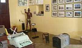 Senador Pompeu - Museu por Rose de P Lima Oliveira