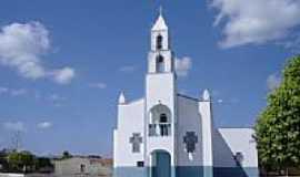 Senador Sá - Igreja de N.Sra.do Amparo-Foto:Vicente A. Queiroz