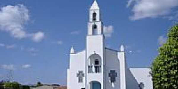 Igreja de N.Sra.do Amparo-Foto:Vicente A. Queiroz