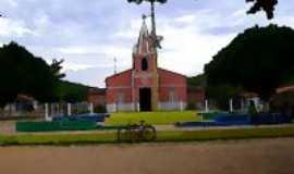 Serra do Félix - Praça da igreja, Por HELDER
