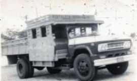 Serra do Félix - O primeiro transporte 1966, Por HELDER