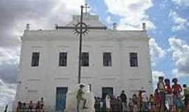 Sitiá - Igreja de N.Sra.Imaculada Conceição-Sitiá-Banabuiú-Foto:Ichabod