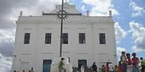 Igreja de N.Sra.Imaculada Conceição-Sitiá-Banabuiú-Foto:Ichabod