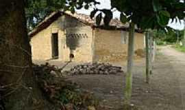 S�o Sebasti�o - Casebre �rea rural-Foto:Dulcepedago