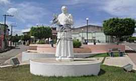 São Sebastião - Praça Padre Cícero em São Sebastião-Foto:Sergio Falcetti