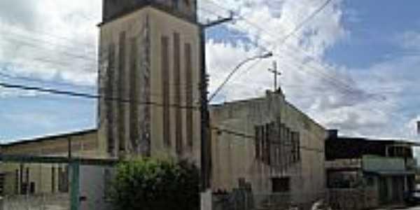 Igreja de São Sebastião em São Sebastião-Foto:Sergio Falcetti