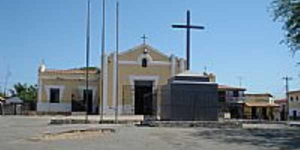 Igreja Matriz de Sítios Novos, por Augusto Oliveira.