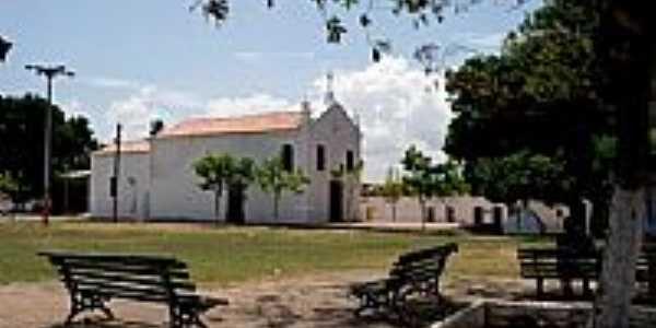 Igreja de N.Sra.da Soledade em Siupê-CE-Foto:dario castro alves