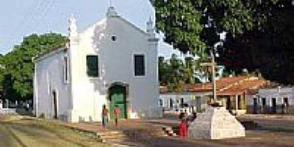 Igreja de Siupê, construida entre l730 e l737-Foto:Roberio Soares