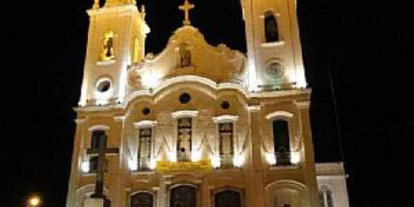 Sobral-CE-Igreja da S�-Foto:Walter F Leite