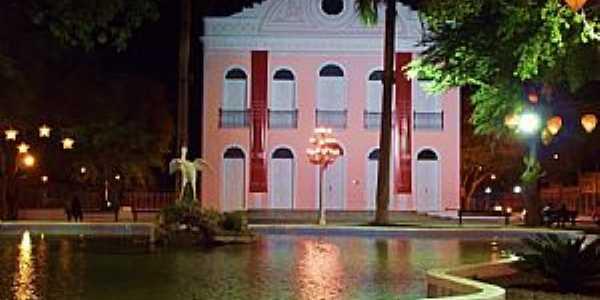 Sobral-CE-Teatro S�o Jo�o-Foto:Ivo Dias