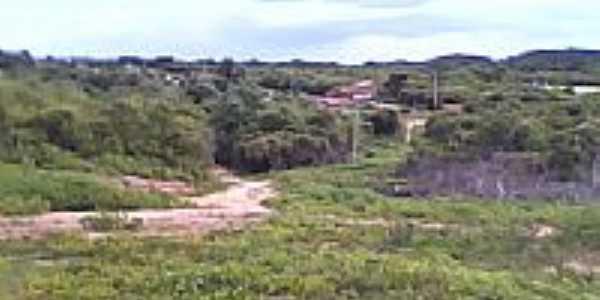 Vista do Povoado de Soledade-Foto:Antonio Evandro