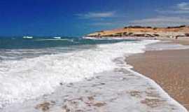 Sucatinga - Praia de Sucatinga, por JanHH.