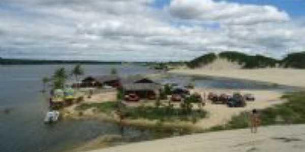 Lagoa do Uruaú - Sucatinga, Por Jarbas