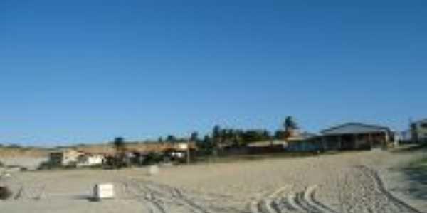 Praia da Barra da Sucatinga, Por Jarbas