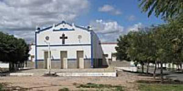 Igreja do Distrito de Sucesso Tamboril, Por Sérgio Farias