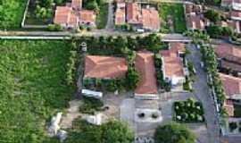 Tabuleiro do Norte - Tabuleiro do Norte-CE-Vista aérea da Prefeitura Municipal-Foto:RobertoDaniell