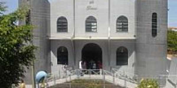 Tabuleiro do Norte-CE-Igreja da Assembléia de Deus-Foto:Gilcemberg