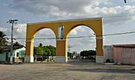 Tamboril - Tamboril-CE-Arcos de N.Senhora de Fátima-Foto:WLuiz