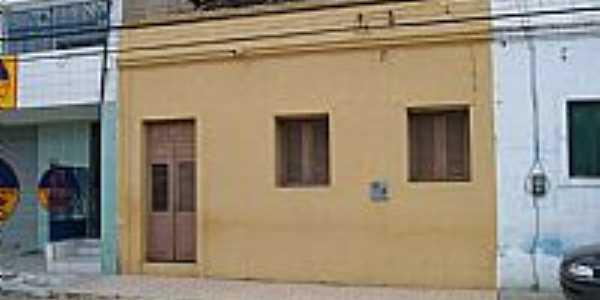 Tamboril-CE-Casa onde morou Antonio Pires Souza Soares-Foto:pires soares