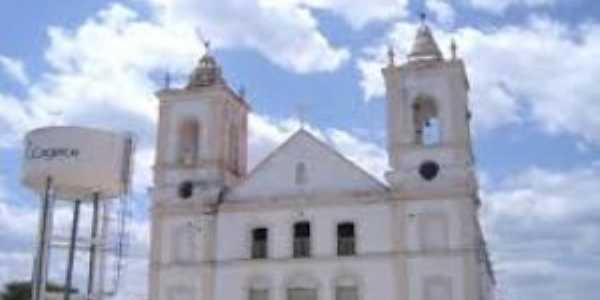 Igreja Matriz Católica de Tamboril-Ce, Por allaf