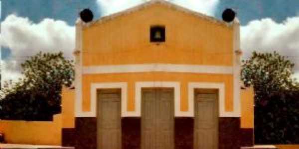 PRIMEIRA IGREJA NA PRAÇA TIBURCIO TAGINO, Por MARC