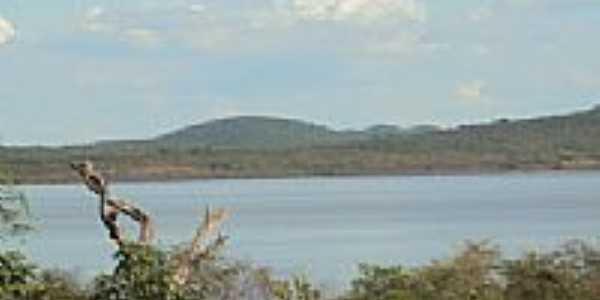 Tapuiara-CE-Vista da Represa-Foto:casadigitaltapuiara.blogspot.com.br
