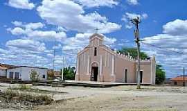 Targinos - Targinos-CE-Igreja Matriz-Foto:WLuiz