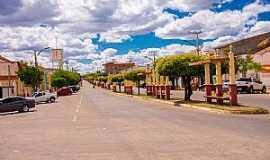 Tauá - Tauá-CE-Avenida principal-Foto:ARAGÃO