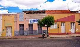 Tauá - Tauá-CE-Casario em rua do centro-Foto:ARAGÃO