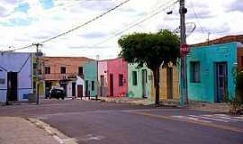 Tauá - Tauá-CE-Casario no centro da cidade-Foto:ARAGÃO