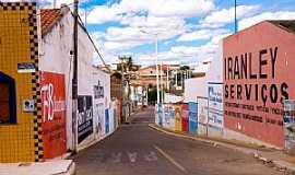 Tauá - Tauá-CE-Ladeira no centro-Foto:ARAGÃO
