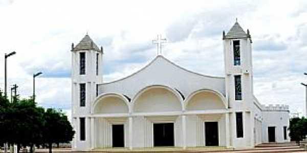 Tauá-CE-Igreja de São José-Foto:ARAGÃO
