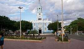"""Tianguá - Catedral Senhora Sant""""Ana, em Tianguá - Por Raimundo de Aragão"""