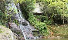 Tianguá - Cachoeira na Serra da Ibiapaba-Foto:ITAMAR NEIVA