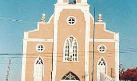 Timonha - Igreja dde Santa Luzia em Timonha  CE por newton1801