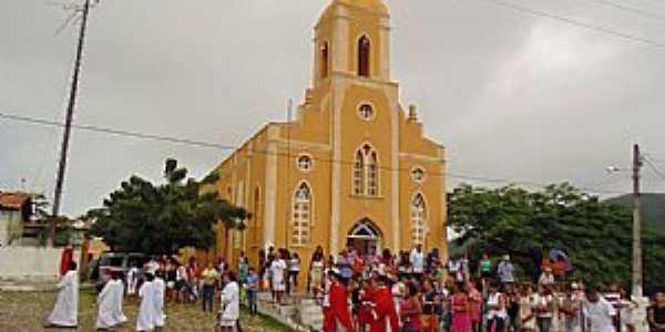 Igreja Santa Luzia CE em Timonha