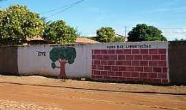 Tomé - Tomé-CE-Árvore dos Sonhos/Muro das Lamentações-Foto:Marcelo Giovanni